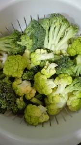 Crema brócoli 1
