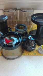 Extractor Zumos piezas