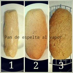 Pan de espelta al vapor1