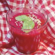 Gazpacho remolacha 1