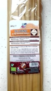 Tallarines tricolor 1