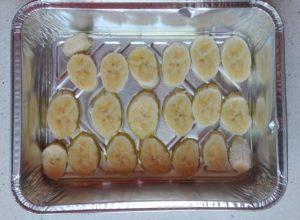 Tarta plátano inversa 1
