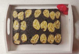 Tarta plátano inversa 7