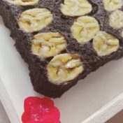 Tarta plátano inversa 9