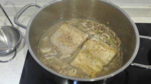 Pescado en salsa 2
