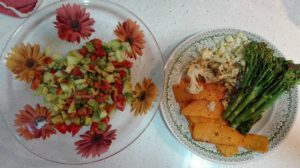 Ensalada quinoa 2