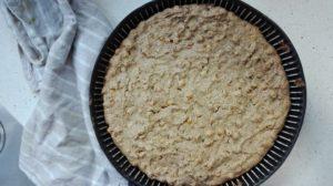 Torta garbanzos 2