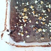 Pudding de chocolate foto final
