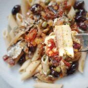 Salsa de sardinas